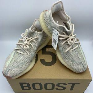 Yeezy Boost 350 V2 Men Size 8.5 Citrin